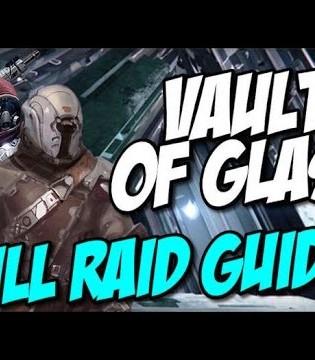 Vault of Glass Raid Clinic