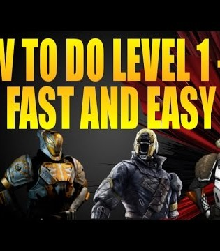 How To Level Up to 40 Fast