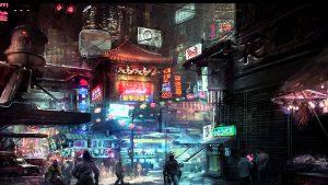 Cyberpunk 2077 Background
