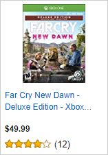 Far Cry New Dawn - Deluxe Edition - Xbox One