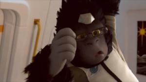 "Overwatch Animated Short   ""Recall"""