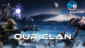 Sick Empire - Destiny Clan