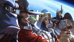 Sick Empire Background - Overwatch